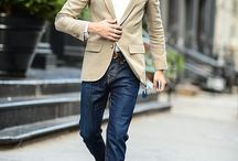 Men's Fashion / Stylish fashion trends for men.