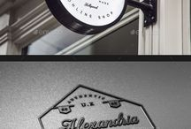 Logos Vintage, Retro