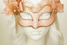 Μάσκες αποκριάτικες