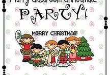 Christmas Party Ideas  / by Brandy Enriquez