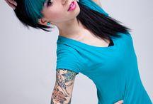 Blue Hair / by Margot Tenenbaum
