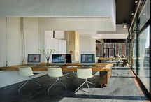 Office Concepts / Design ideas for the new office.