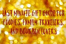 Gift Guide for Foodies, Family Travelers and Bourbon Lovers