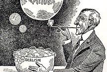 Quellen/Karikaturen Geschichte