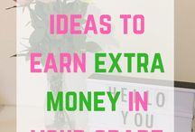 Extra cash ideas