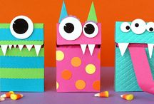 Halloween Crafts / by Education.com