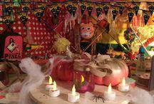 Knutselen voor Halloween / KnutselTV maakt voor het grootste griezelfeest van het jaar super Halloween knutsels. Check de video op www.youtube.com/knutseltv