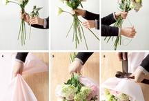 vázání kytek