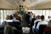 Around the Railroad / by Hocking Valley Scenic Railway