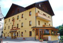 Il nostro albergo.... / Come il tempo varia il nostro aspetto