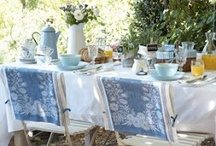 Table Tops...adding the personality / by Vicki Wronski