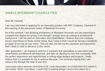 Sample Internship Cover Letter / Do you need a help to writing a Sample Internship Cover Letter? The experts are available here because they know you must need a help because you never do it to lose a chance first time. Your expected help line here http://www.samplecoverletters.net/sample-internship-cover-letter/