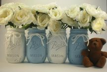 Baby Shower Decor / by Ellen Uzarowicz