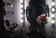Makeup place
