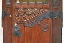 Badass doors