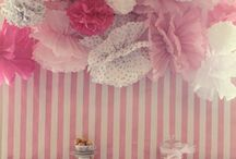 Party ideas and table decorations