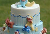 gumpaste cakes