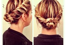 Hair styles, Make Up and all things pretty