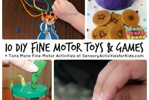 Teaching: fine motor