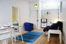 Eve Paris Apartment Located in the North Part of Le Marais / This apartment is located in the north part of Le Marais, only few minutes walk from the famous Montorgueil area and from the center of Le Marais. Both neighborhoods are well known for their quality shops, open markets, restaurants, clothes shops, and safe and lively atmosphere. - See more at: http://www.eveparis.com/vacation-rentals/charm-efficiency-and-value