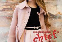 Autumn - Winter 2014/15 / Συλλογή παιδικών ρούχων Chief Φθινόπωρο - Χειμώνας 2014/15