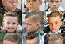 Boy hairstyles