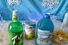 Drinks for Baby Shower