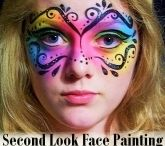 Face paint!  / by Renelle Renee