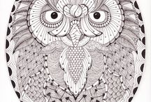 Coloriages - Animaux