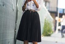 Bobbi Brown Chic / Bobbi chic-  outfit inspo <3