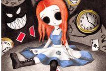 Alice in Wonderland / by Mirela Terce