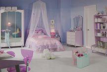 Kids Bedroom Inspirations / by Patti Pomeroy