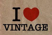 Vintage...adoro...