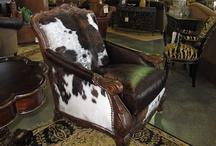 Animal Print/  Hide Furniture