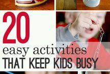 Gyerekeknek elfoglaltsàg