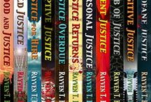 Books by Rayven T. Hill / A complete listing of all Jake & Annie Lincoln mystery books by Rayven T. Hill.