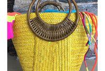 Beach bags / Summer beach bags we love and sell
