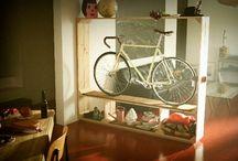 Велосипеды: где хранить?