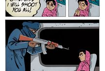 Graphic comics