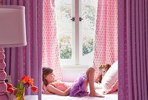 Window arrangements for children