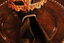 Theme Inspiration: Masquerade