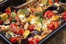 recettes légumes