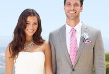 Say I Do to a Hue That's You Sweeps / Color coordinate your wedding on Pinterest for a chance to win 1 of 4 pairs of gift certificates: $500 to David's Bridal and $500 to Men's Wearhouse. Official Rules: http://bit.ly/1loz32l / by Rajee Pandi