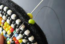 Headbands /rosette regalia /  bandeaux