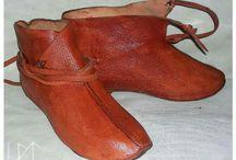 stredoveka obuv