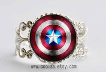 Superheroes jewelery ♥