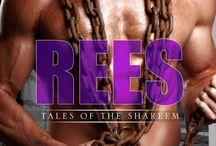 Tales of the Shareem / Futuristic Romance by Allyson James (aka Jennifer Ashley)