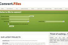 WEB 2.0 Tools - Converters