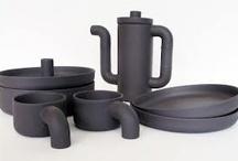 Ceramic, porcelain, glassware