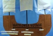 Pilgrims & Mayflower